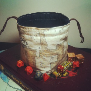 Hackmaster dungeon bag