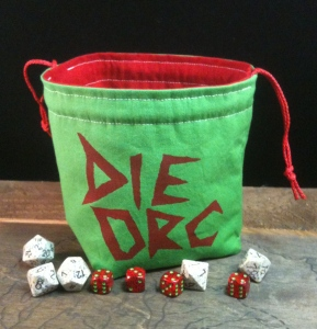 die orc dice bag